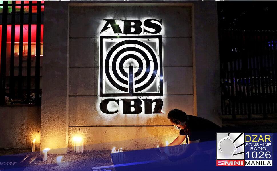 Pinalagan ni Atty. Larry Gadon ang panukalang muling pagbuhay sa prangkisa ng ABS-CBN.