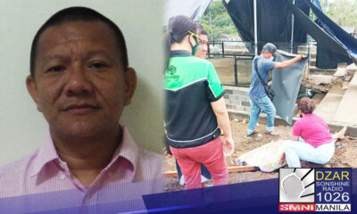 Patay ang alkalde sa Libungan, North Cotabato matapos pagbabarilin sa Barangay Cabayuran kaninang alas 10:30 ng umaga.