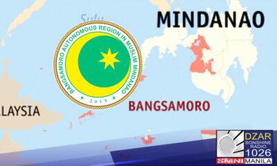 Muling inihirit ng mga opisyal ng Bangsamoro Region na palawigin ang transition period ng Bangsamoro Autonomous Region in Muslim Mindanao (BARMM).