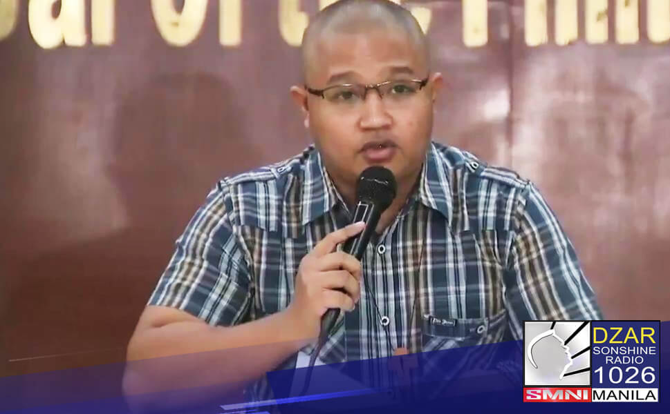 "Ipinaaresto na ng Manila Metropolitan trial court branch 17 si Peter Joemel ""Bikoy"" Advincula."