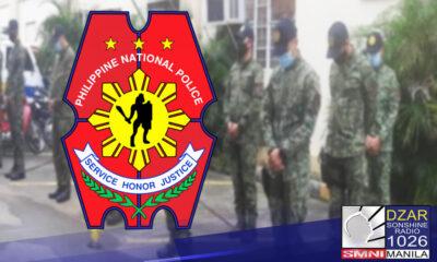 Sinibak na sa kanyang pwesto ang hepe ng Binangonan Municipal Police Station dahil sa umano'y extortion activities ng kanyang mga tauhan.