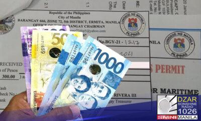 Nanawagan ang mga negosyante sa Maynila kay Department of Interior and Local Government (DILG) Secretary Eduardo Año na imbestigahan ang isang barangay chairman na anila'y sobrang mahal maninigil ng barangay business permit.