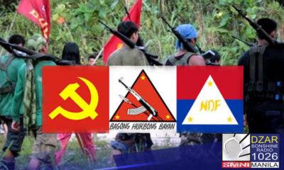 Isinumite ng AFP Human Rights Office ang ulat tungkol sa paglabag sa karapatang pantao ng CPP-NPA-NDF sa United Nations (U.N).