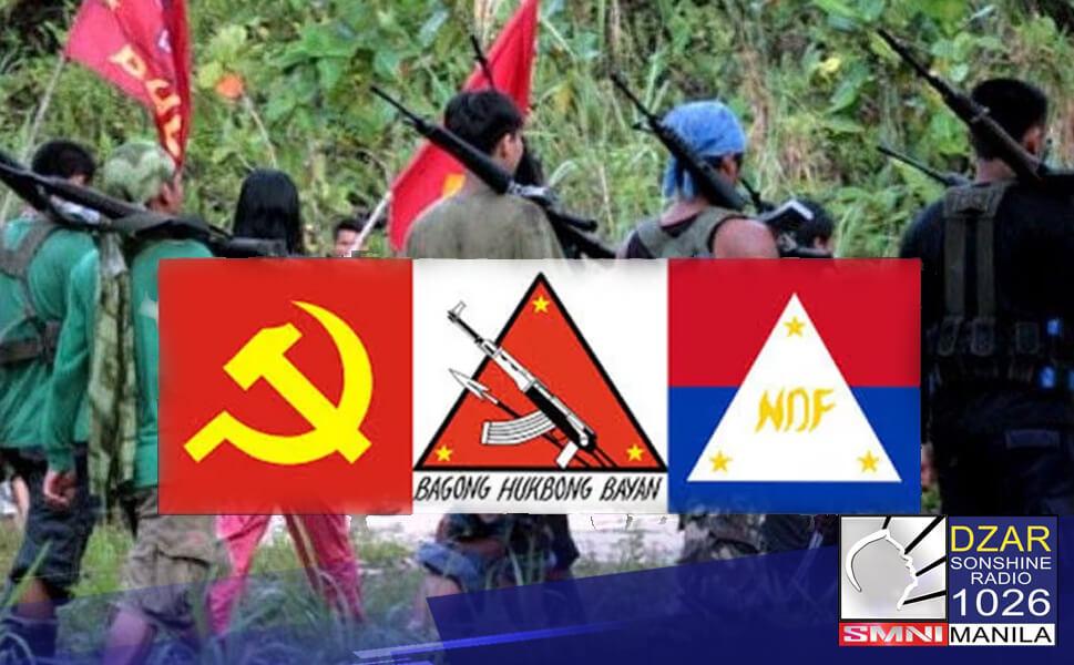 Agad na inabisuhan ni Eleazar ang police units sa bansa na bantayan ang mga galaw ng mga miyembro ng CPP-NPA-NDF sa iba't-ibang panig ng bansa.