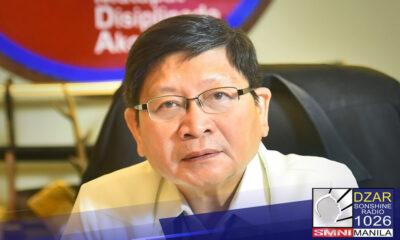 Pumanaw na si Metropolitan Manila Development Authority (MMDA) Chairman Danilo Lim ngayong umaga sa edad na 65.