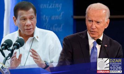 Kumpiyansa ang Malakanyang na magkakaroon ng magandang ugnayan ang Pilipinas at Estados Unidos sa pag-upo ngayon ni US President Joe Biden.