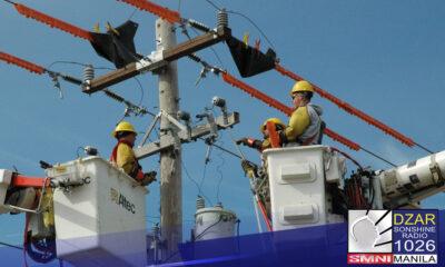 Bumababa na sa 4 mula sa 7 ang bilang ng electric cooperatives na nanganganib ang kondisyon batay sa annual assessment ng National Electrification Administration (NEA).