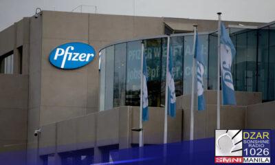 Nakipag-ugnayan ang Food and Drug Administration (FDA) sa kumpanyang Pfizer kaugnay ng mga ulat na may nasawi matapos maturukan ng naturang brand ng bakuna.