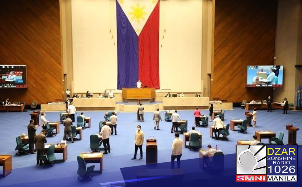 Mas pagtutuunan ng pansin ng Kamara ang economic provisions kaysa sa mga political ammendment.