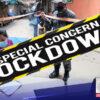 Isinailalim sa special concern lockdown dahil sa pagtaas ng kaso ng COVID-19 ang 6 na lugar sa Quezon City.