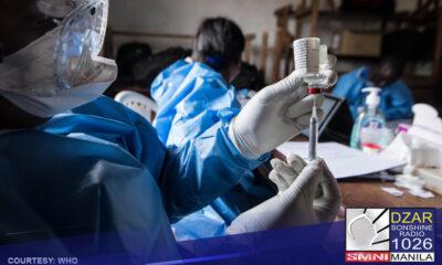 Inihayag ni Vaccine Czar Carlito Galvez Jr. na target ng pamahalaan na mabakunahan ang nasa 60 hanggang 70 % ng mga Pilipino bago matapos ang taong 2021.