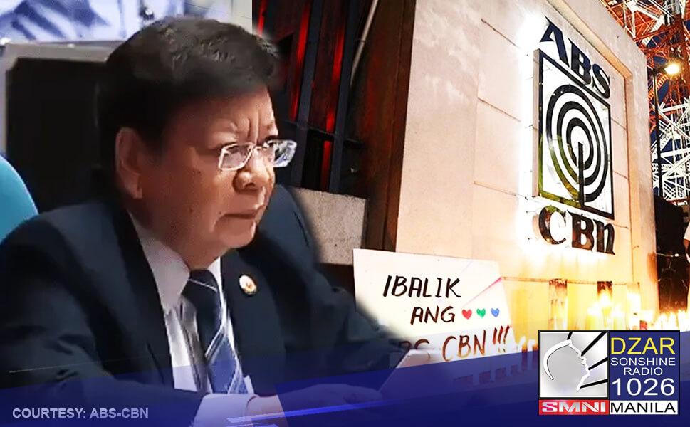 Hindi pwedeng baliwalain ang naging masalimuot na pagdinig ng kongreso sa franchise renewal ng ABS-CBN.