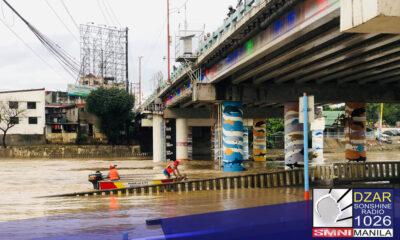 Umabot sa second alarm ang pagtaas ng tubig sa Marikina River na umaabot sa mahigit 16 meters.