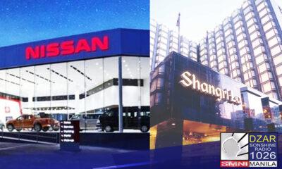 Maaring mag-avail ng cash assistance mula sa gobyerno ang mga manggagawa ng Nissan at Makati Shangri-La.