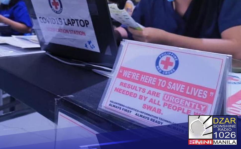 Muling humingi ng paumanhin ang pamunuan ng Philippine Health Insurance Corp. (PhilHealth) sa Philippine Red Cross dahil sa muling pagkaantala ng kanilang pagbabayad sa utang nito para sa COVID-19 tests.