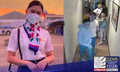 Ibabalik ng DOJ sa Makati City Prosecutor's Office ang reklamong inihain ng NBI laban sa 11 indibidwal na nasasangkot sa pagkamatay ng flight atttendant na si Christine Dacera.