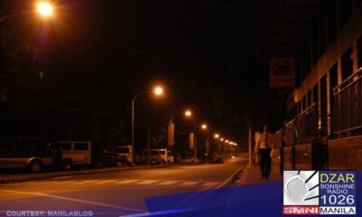Umapela si bagong talagang Metro Manila Development Authority (MMDA) Chairman Benhur Abalos sa Department of Public Works and Highways (DPWH) na ayusin ang lighting fixtures sa mga pangunahing lansangan sa Metro Manila.