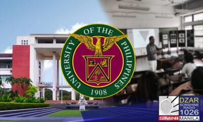 Pananagutan ng administrasyon ng University of the Philippines-Diliman campus ang talamak na recruitment ng terorista