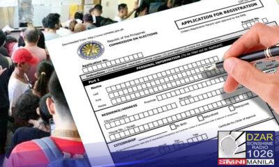 Sinabi ni COMELEC Spokesperson James Jimenez na walang katiyakan ang pagpapalawig ng voter registration period dahil susundin nila ang kanilang timeline lalo't palapit na ang may 2022 national at local elections.