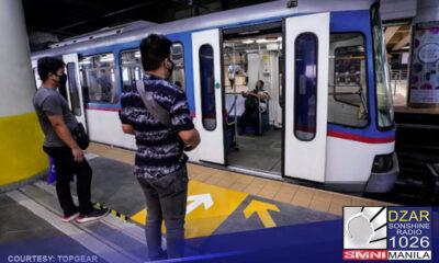 Handa na ang Department of Transportation (DOTr) na palawigin ang passenger capacity sa mga pampublikong sasakyan mula 50% hanggang 75%.