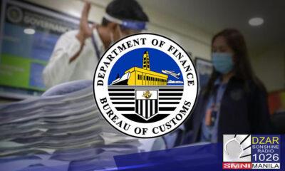 Sinampahan ng kasong kriminal ng Bureau of Customs (BOC) sa Department of Justice ang dalawang importers na sangkot sa misdeclaration at illegal importation ng mga ipinagbabawal na mga produkto.
