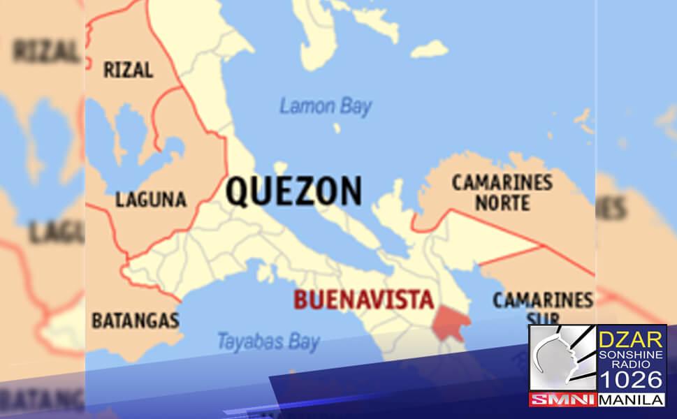 Patay ang notoryus na lider ng New People's Army (NPA) matapos makaengkwentro ang tropa ng gobyerno sa Barangay Masaya, Buenavista, Quezon.