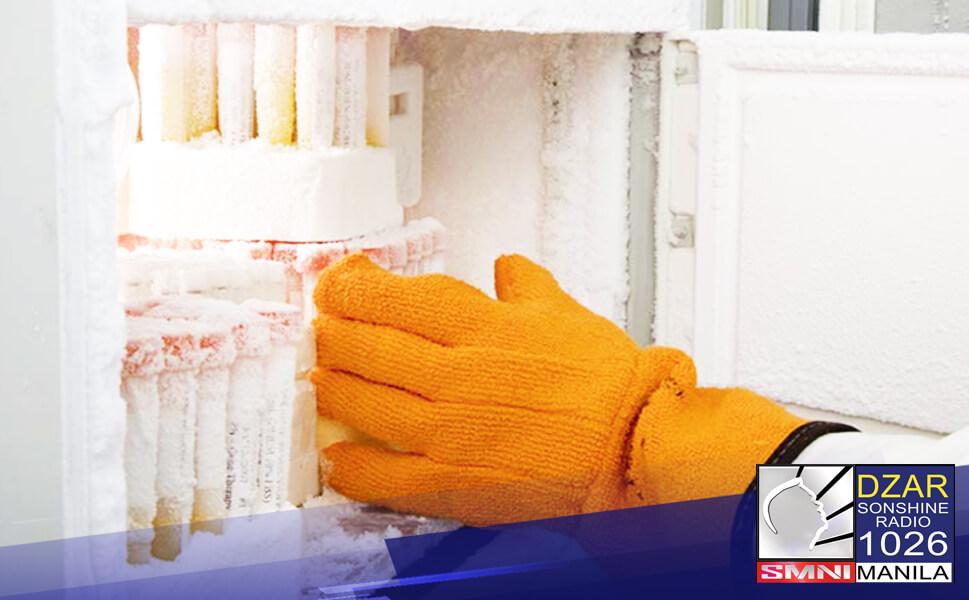 Nakakuha na ang pamahalaan ng Makati City ng 42 biomedical refrigereators at laboratory freezers bilang paghahanda para sa pagdating ng COVID-19 vaccines.