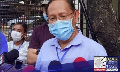 Babakunahan ngayong umaga si Marikina City Mayor Marcy Teodoro sa unang araw ng vaccination roll out sa kaniyang siyudad.