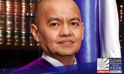 Kinuwestyon ni Anakalusugan Party-list Rep. Mike Defensor kung ano na ang nangyari sa inihaing impeachment complaint laban kay Supreme Court Associate Justice Marvic Leonen.