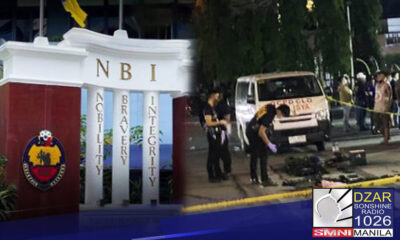Agad na sisimulan ng National Bureau of Investigation(NBI) ang imbestigasyon sa sinasabing misencounter ng Quezon City Police District at Philippine Drug Enforcement Agency (PDEA) sa Commonwealth, Quezon City.
