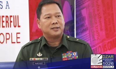 Gen. Parlade, nag-resign na sa NTF-ELCAC – Sec. Lorenzana
