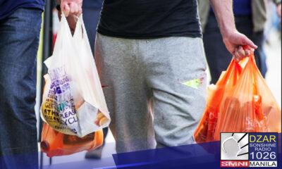 Simula Marso 1, muling ipatutupad ng Quezon City government ang pagbabawal sa paggamit ng plastic bag o city ordinance 2868-2019.