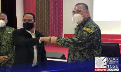 PDEA chief, suportado ang desisyon ni Pang. Duterte na ipaubaya ang PNP-PDEA shootout investigation sa NBI