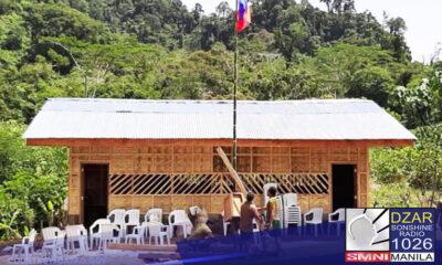 Inihayag ni Datu Bawan Jabob Lanes, Indigenous People Leader na may mga paaralan na pinatatayo at pinag-aaral ang Communist Party Of The Philippines (CPP) gamit ang international aid para maging kadre.