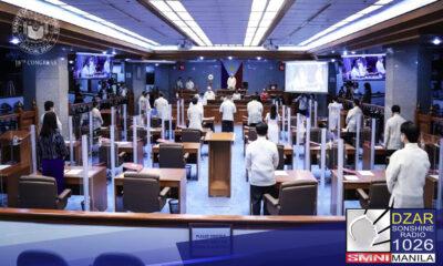 Isa na rin si Senate President Tito Sotto III sa mga nanawagan sa mga otoridad na huwag ng pahirapan ang mga Communty Pantries .