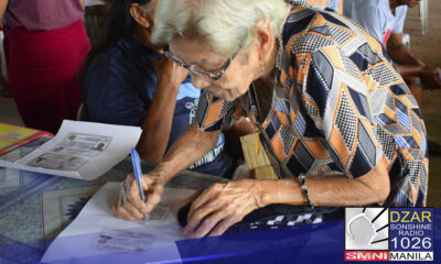 Inatasan ng Inter- Agency Task Force (IATF) ang mga bangko, financial institutions,at pension-issuing agencies na magkaroon ng alternatibong modes of validation para sa mga senior citizen pensioner kaugnay ng pagkuha ng kanilang pensyon.