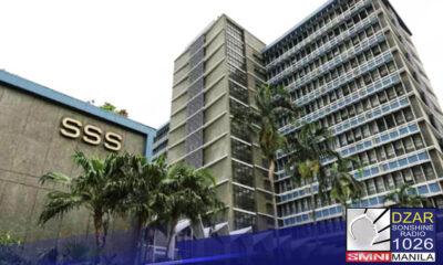 Aprubado na sa Senado ang panukala na magbibigay kay Pangulong Rodrigo Duterte ng kapangyarihan na ipagpaliban ang pagtaas ng kontribusyon sa Social Security System (SSS).