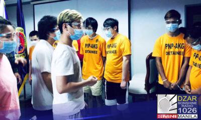 Sa pangunguna ng Philippine National Police -Anti Kidnapping Group (PNP-AKG) ay ligtas na nasagip ng mga otoridad ang 4 na Chinese Nationals na kinidnap ng mga kapwa nitong Chinese.