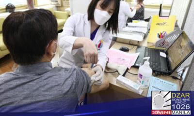 Aarangkada na ngayong araw, Marso 1 ang national vaccination program ng pamahalaan.Ito ang sinabi ni Vaccine Czar Secretary Carlito Galvez