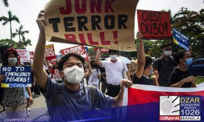 Pinabulaanan ng Coalition for Security Towards Peace (CSTP) ang akusasyon ng mga maka-kaliwang grupo na hindi kinonsulta ng author ng Anti-terror law ang iba't ibang sektor sa bansa bago ipinasa.