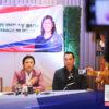 """Inilunsad ng """"Alyansa Ni Inday Movement"""" ang """"Run Inday Run"""" campaign na naglalayong himukin si Davao City Mayor Sara Duterte-Carpio na tumakbo para sa 2022 Presidential election."""