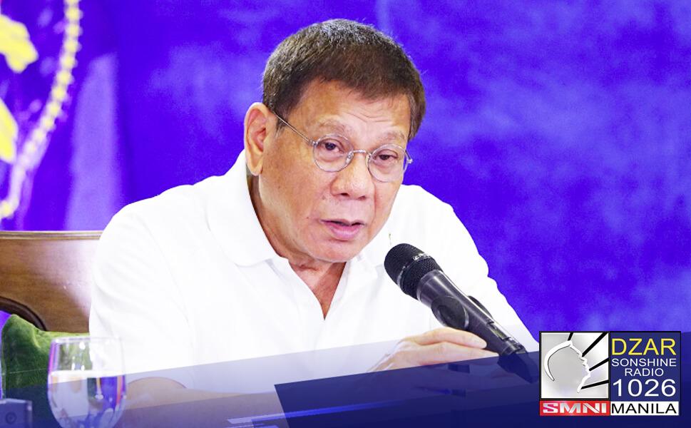 Hindi inaprubahan ni Pangulong Rodrigo Duterte na isailalim sa Modified General Community Quarantine ang bansa sa Marso.