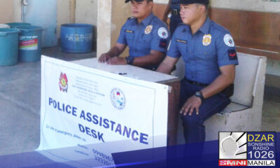 Magtatayo ng police assistance desk sa economic zones na pinangangasiwaan ng Philippine Economic Zone Authority (PEZA).