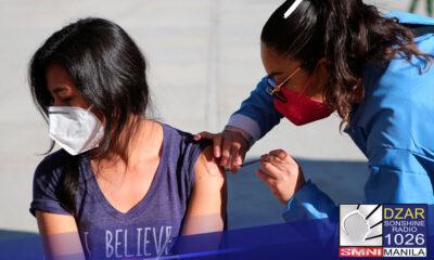 Inihayag na ni Inter-Agency Task Force Chief Implementer at Vaccine Czar Carlito Galvez Jr. ang vaccine roll out plan para sa toang 2021.