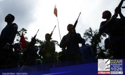 Isinusulong ngayon sa Kamara ang pagbibigay ng amnestiya sa mga nakakulong na miyembro ng mga rebeldeng grupo.