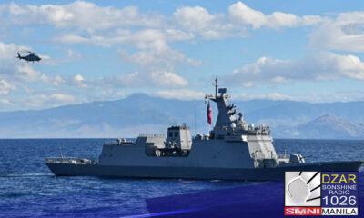 Iniutos ni AFP chief of staff General Cirilito Sobejana ang pagde-deploy ng karagdagang barko ng Philippine Navy para magsagawa ng maritime sovereignty patrol sa West Philippine Sea.