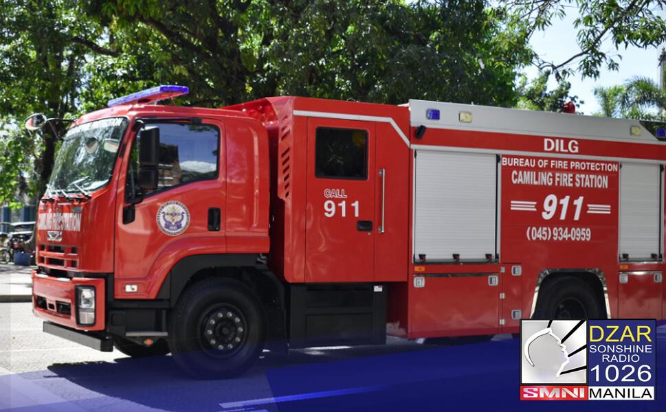 Kasabay ng obserbasyon ng fire prevention month, nagsagawa ng motorcade ang Bureau of Fire Protection(BFP) upang mabuksan muli ang kamalayan ng mga Pilipino.