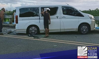 Patay sa pamamaril si Calabayog City Mayor Ronaldo Aquino at dalawa pang indibidwal habang isa naman ang isinugod sa ospital nang tambangan ang sasakyan nito.
