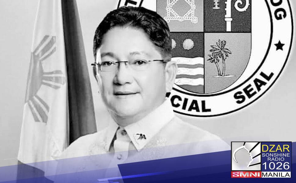 Politika ang nakikitang motibo ni Samar 1st District Rep. Edgar Mary Sarmiento sa pagkamatay ni Calbayog Mayor Ronaldo Aquino.
