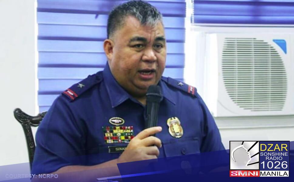 Nanindiigan si Philippine National Police (PNP) Chief Police General Debold Sinas na isang lehitimong operasyon ang isinagawa ng mga tauhan ng PNP sa Cavite, Laguna at Batangas nitong linggo.